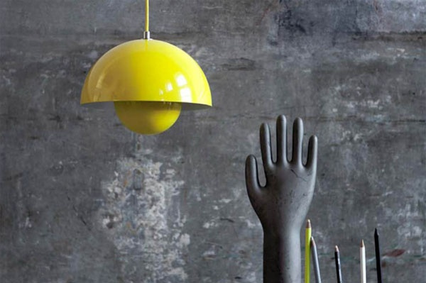 The Flowerpot Pendant Light That Wins Clients