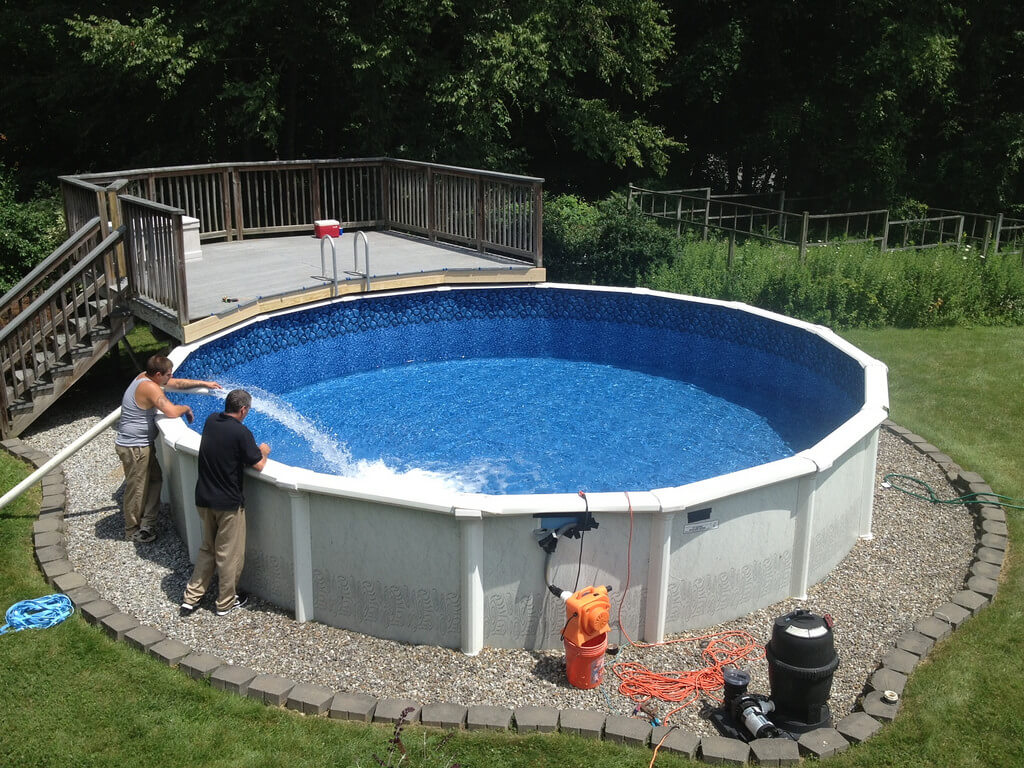 Way To Clean A Green Pool Without A Pump Ever Die