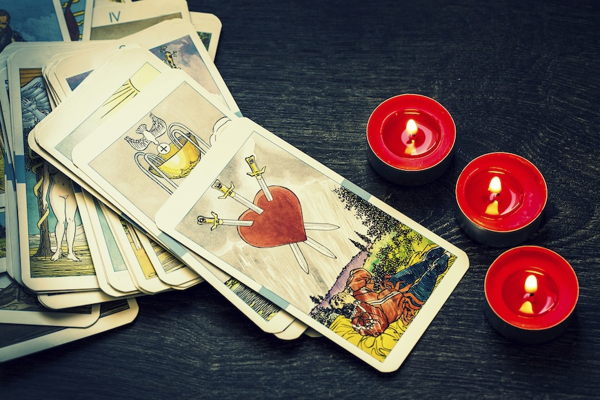 Indication On Tarot Card Meanings You